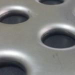 Chapa de alumínio antiderrapante